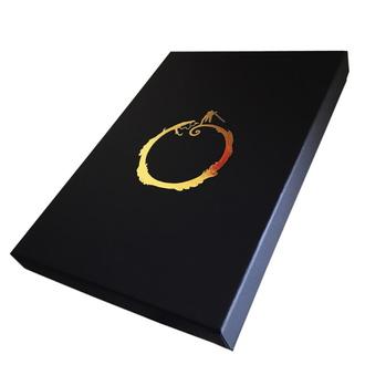 kniha (dárkový set) Mortiis: Secrets Of My Kingdom (Signed deluxe boxset), CULT NEVER DIE, Mortiis