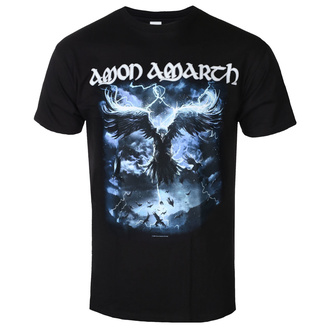 tričko pánské AMON AMARTH - RAVEN'S FLIGHT - BLACK - PLASTIC HEAD, PLASTIC HEAD, Amon Amarth