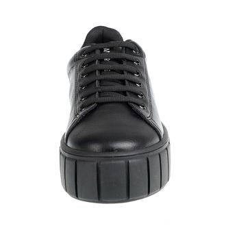 boty dámské ALTERCORE - 6dírkové - Kirh Black, ALTERCORE