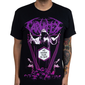 tričko pánské Carnifex - Arms Of Hell - Black - INDIEMERCH - INM018