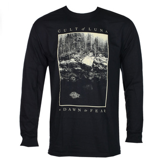 tričko pánské s dlouhým rukávem Cult of Luna - Cliff - Black - INDIEMERCH, INDIEMERCH, Cult of Luna