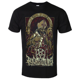 tričko pánské Thy Art Is Murder - Evil Pope - Black - INDIEMARCH, INDIEMERCH, Thy Art Is Murder
