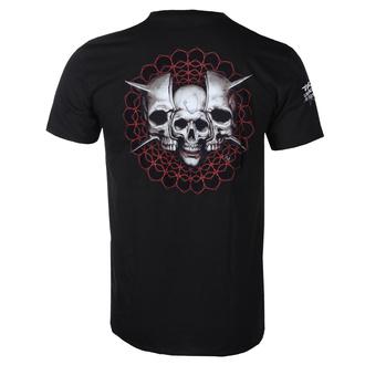 tričko pánské Tool - Skull Spikes - ROCK OFF, ROCK OFF, Tool