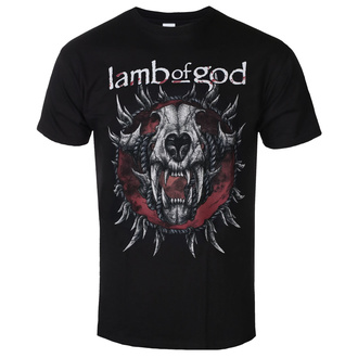 tričko pánské Lamb Of God - Radial - ROCK OFF - LAMBTS10MB