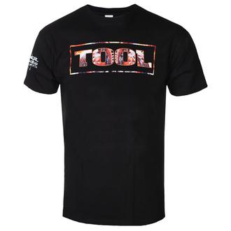 tričko pánské Tool - Parabola Logo - ROCK OFF, ROCK OFF, Tool