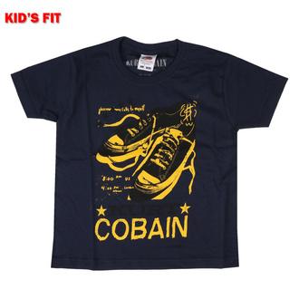 tričko dětské Kurt Cobain - Laces - ROCK OFF, ROCK OFF, Nirvana