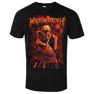 tričko pánské Megadeth - Peace Sells - ROCK OFF, ROCK OFF, Megadeth