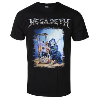 tričko pánské Megadeth - Countdown Hourglass - ROCK OFF, ROCK OFF, Megadeth