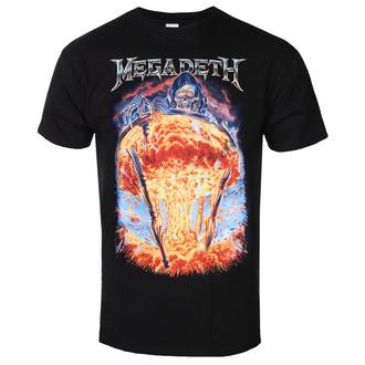 tričko pánské Megadeth - Countdown To Extinction - ROCK OFF, ROCK OFF, Megadeth