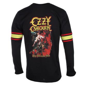 tričko pánské s dlouhým rukávem 686 - Ozzy Osbourne - Black, 686, Ozzy Osbourne