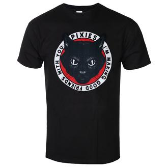 tričko pánské Pixies - Tame - Black, NNM, Pixies