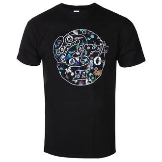 tričko pánské Led Zeppelin - III Circle - Black, NNM, Led Zeppelin