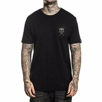 tričko pánské SULLEN - HOLMES - BLACK, SULLEN