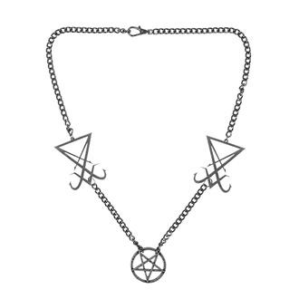 obojek Luciferi, Leather & Steel Fashion