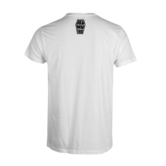 tričko pánské AKUMU INK - The Men White, Akumu Ink