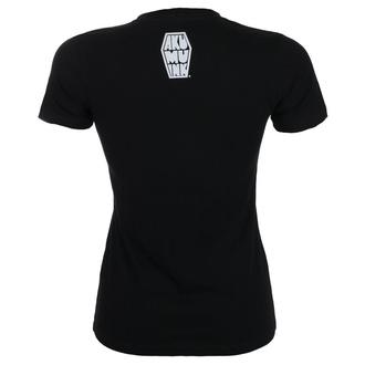 tričko dámské AKUMU INK - Ink Glitched v2.0, Akumu Ink