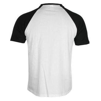 tričko pánské MALIGNANT TUMOUR - Funky - WHITE/BLACK, NNM, Malignant Tumour