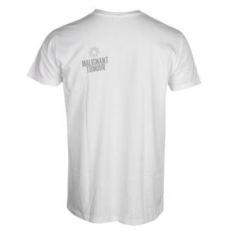 tričko pánské MALIGNANT TUMOUR - E190 - WHITE, NNM, Malignant Tumour