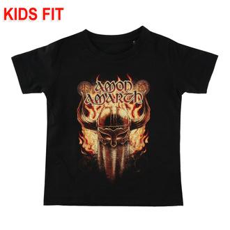 tričko dětské Amon Amarth - (Helmet) - Metal-Kids, Metal-Kids, Amon Amarth