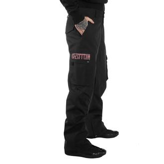 kalhoty pánské (zimní) SESSIONS x Led Zeppelin Collab - Black, SESSIONS, Led Zeppelin