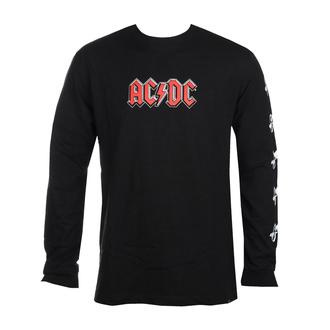 tričko pánské s dlouhým rukávem DC - AC/DC - ABOUT TO ROCK - BLACK - ADYZT04981-KVJ0