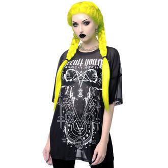 tričko dámské KILLSTAR - Eris Mesh B/F - KSRA002508