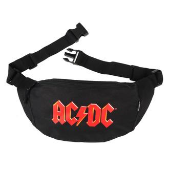 taška (ledvinka) AC/DC - LOGO, NNM, AC-DC