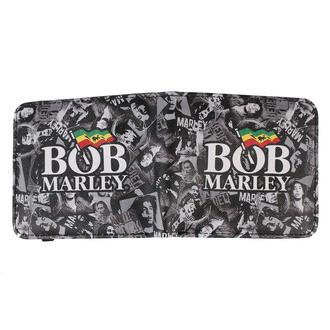 peněženka BOB MARLEY - COLLAGE, NNM, Bob Marley
