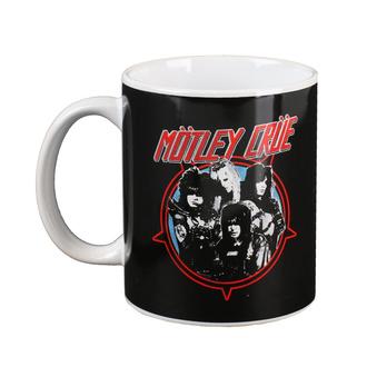 hrnek Mötley Crüe - Heavy Metal Power, NNM, Mötley Crüe