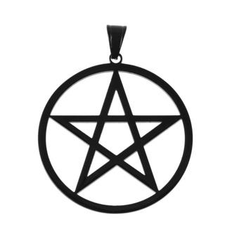 obojek ETNOX - Plain Pentagram, ETNOX