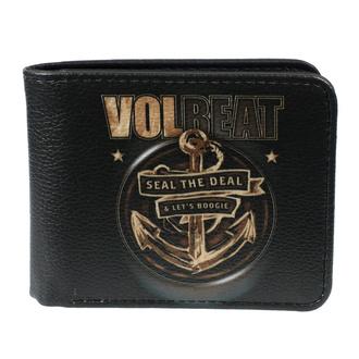 peněženka Volbeat - Seal The Deal - RSVOWA05