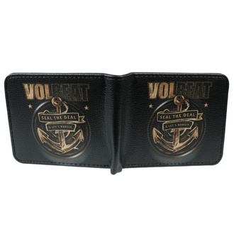 peněženka Volbeat - Seal The Deal, NNM