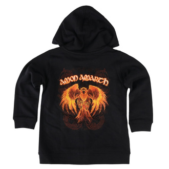mikina dětská Amon Amarth - Burning Eagle - Metal-Kids - 527-39-8-999