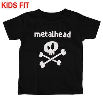 tričko dětské Metalhead - Metal-Kids - 329.25.8.7