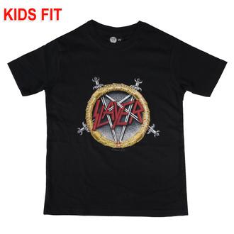 tričko dětské Slayer - Pentagram - Metal-Kids - 546-25-8-999