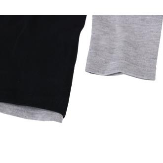tričko dětské s dlouhým rukávem Slayer - Logo - Metal-Kids - 471-29-84-3