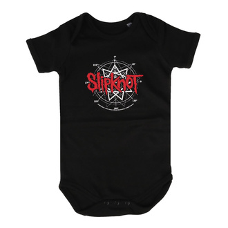 body dětské Slipknot - Star Symbol - Metal-Kids, Metal-Kids, Slipknot