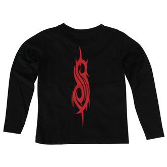 tričko dětské s dlouhým rukávem Slipknot - Logo - Metal-Kids - 719.36.8.3