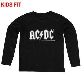 tričko dětské s dlouhým rukávem AC/DC - Logo - Metal-Kids - 431.36.8.7