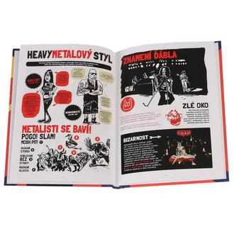 kniha Heavy metal, NNM