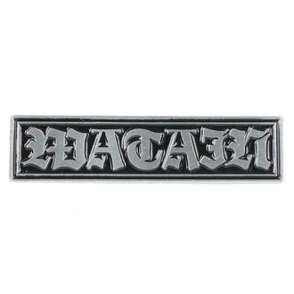 připínáček Watain - Logo - RAZAMATAZ, RAZAMATAZ, Watain