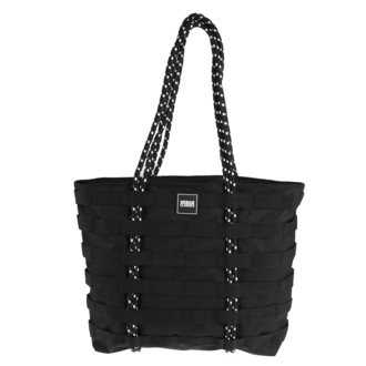 taška (kabelka) URBAN CLASSICS - Worker Shopper Bag - black - TB3336