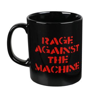 hrnek Rage against the machine, NNM, Rage against the machine