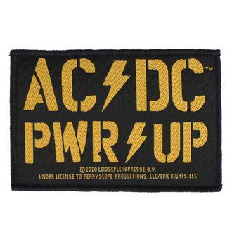 nášivka AC/DC - POWER UP - RAZAMATAZ, RAZAMATAZ, AC-DC