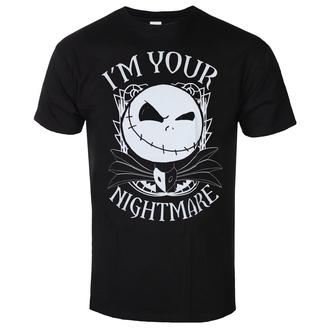 tričko pánské Nightmare Before Christmas - I'm Your Nightmare - Black, BIL, Nightmare Before Christmas