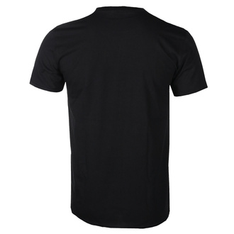 tričko pánské AC/DC - Logo & Stripe - BL - ROCK OFF, ROCK OFF, AC-DC