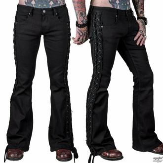 kalhoty pánské (jeans) WORNSTAR -WSP-07-SCKSL - POŠKOZENÉ - MA531