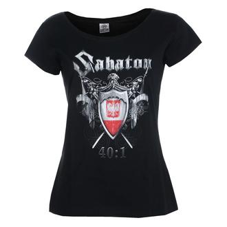 tričko dámské SABATON - 40:1 - CARTON - KD_390