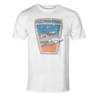 tričko pánské FOO FIGHTERS - JETS - WHITE - GOT TO HAVE IT, GOT TO HAVE IT, Foo Fighters
