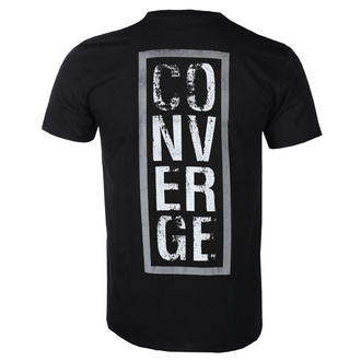 tričko pánské Converge - Saw - Black - KINGS ROAD, KINGS ROAD, Converge
